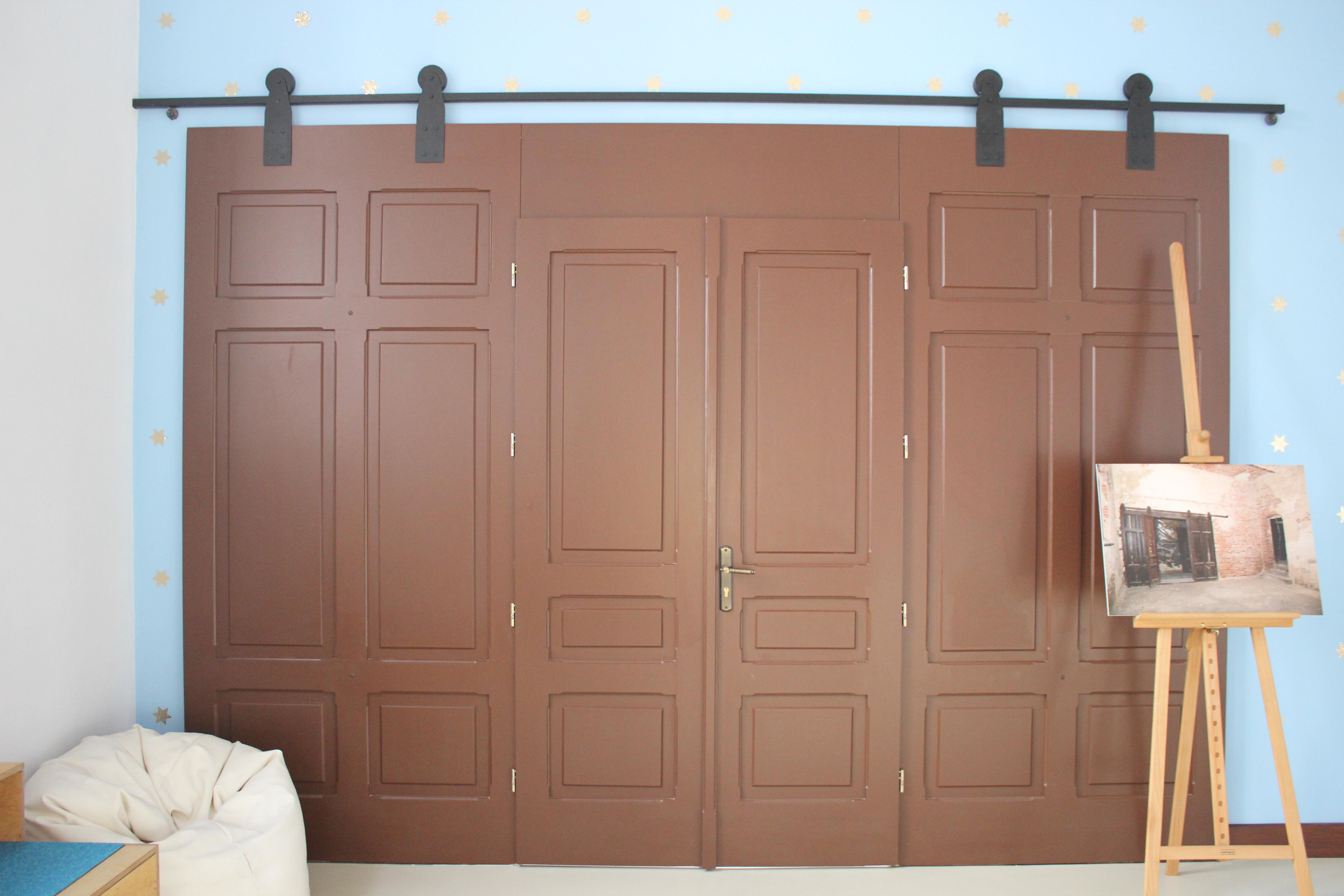Aranżacja drzwi