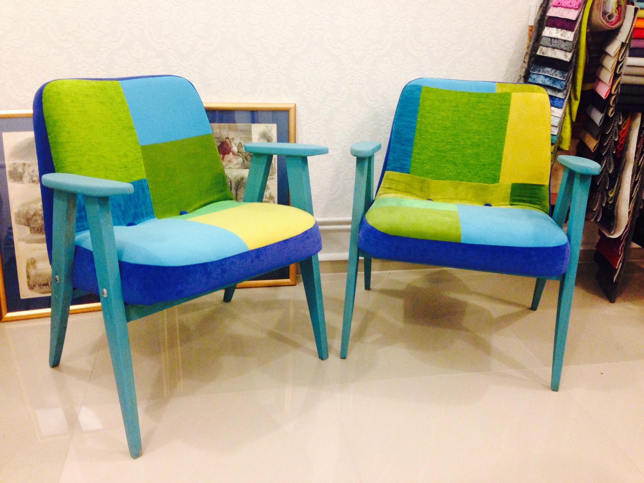 Piękne fotele