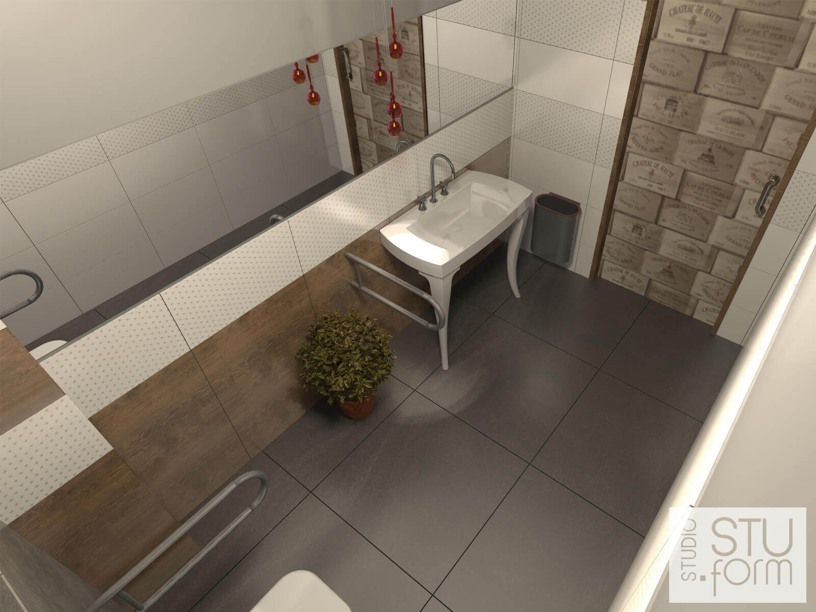 publiczna łazienka