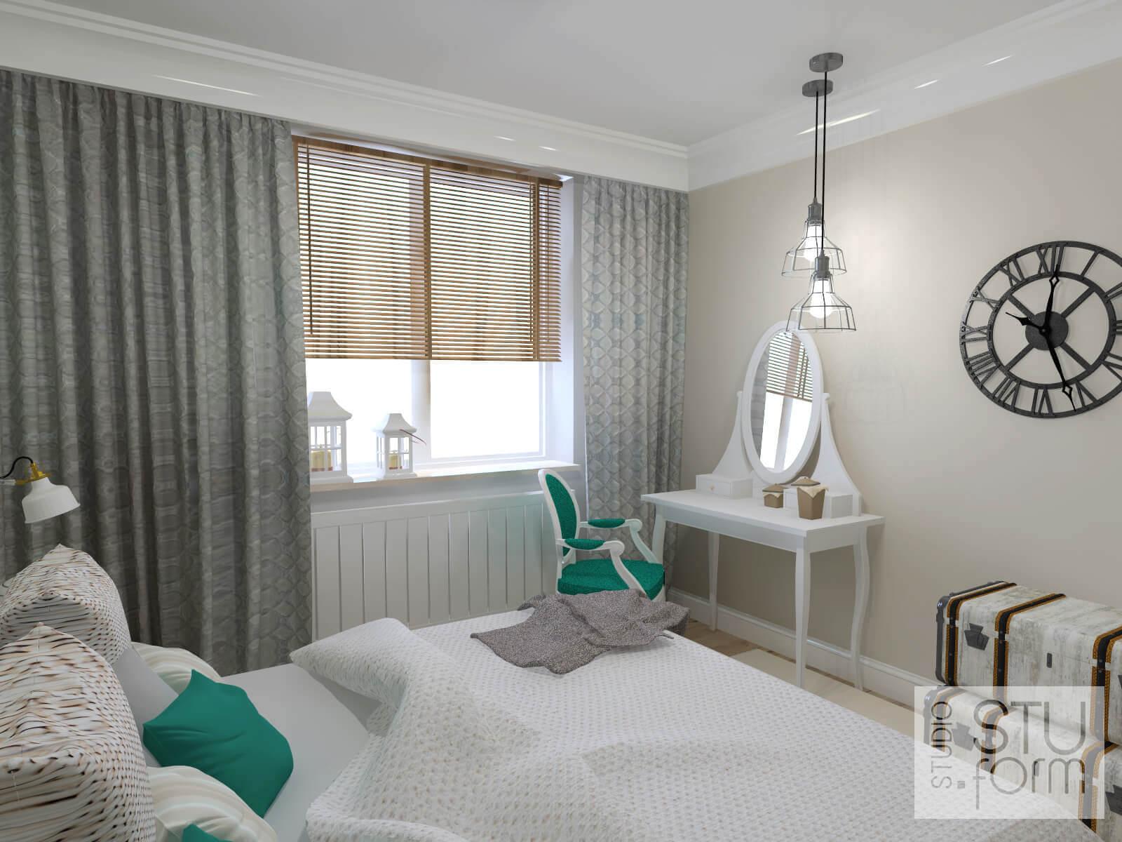 ciepła sypialnia