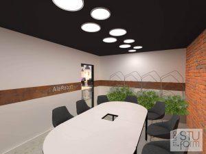 nowoczena sala konferencyjna