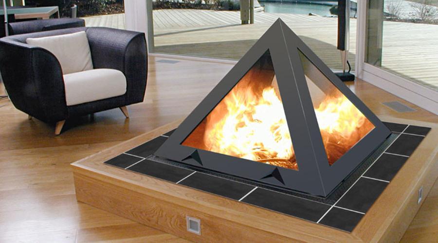 kominek-piramida