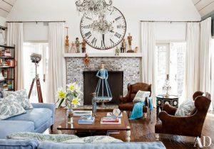 piękny projekt pokoju