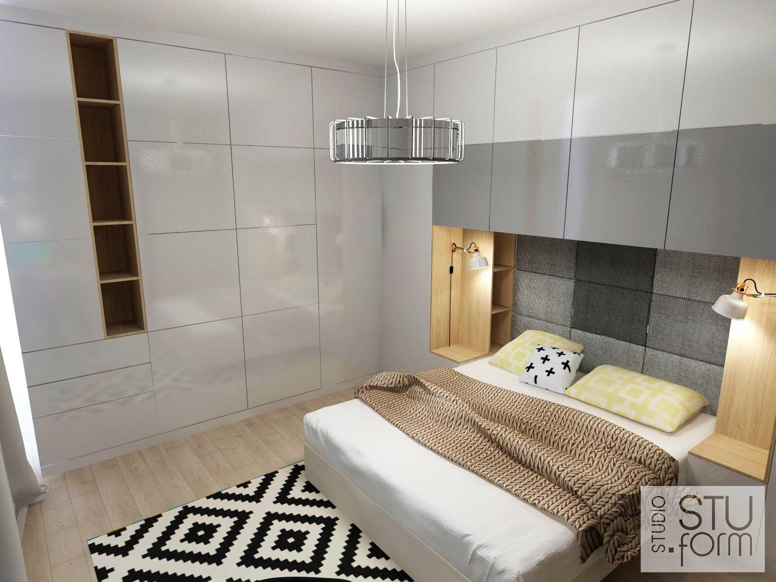 wyjątkowa sypialnia