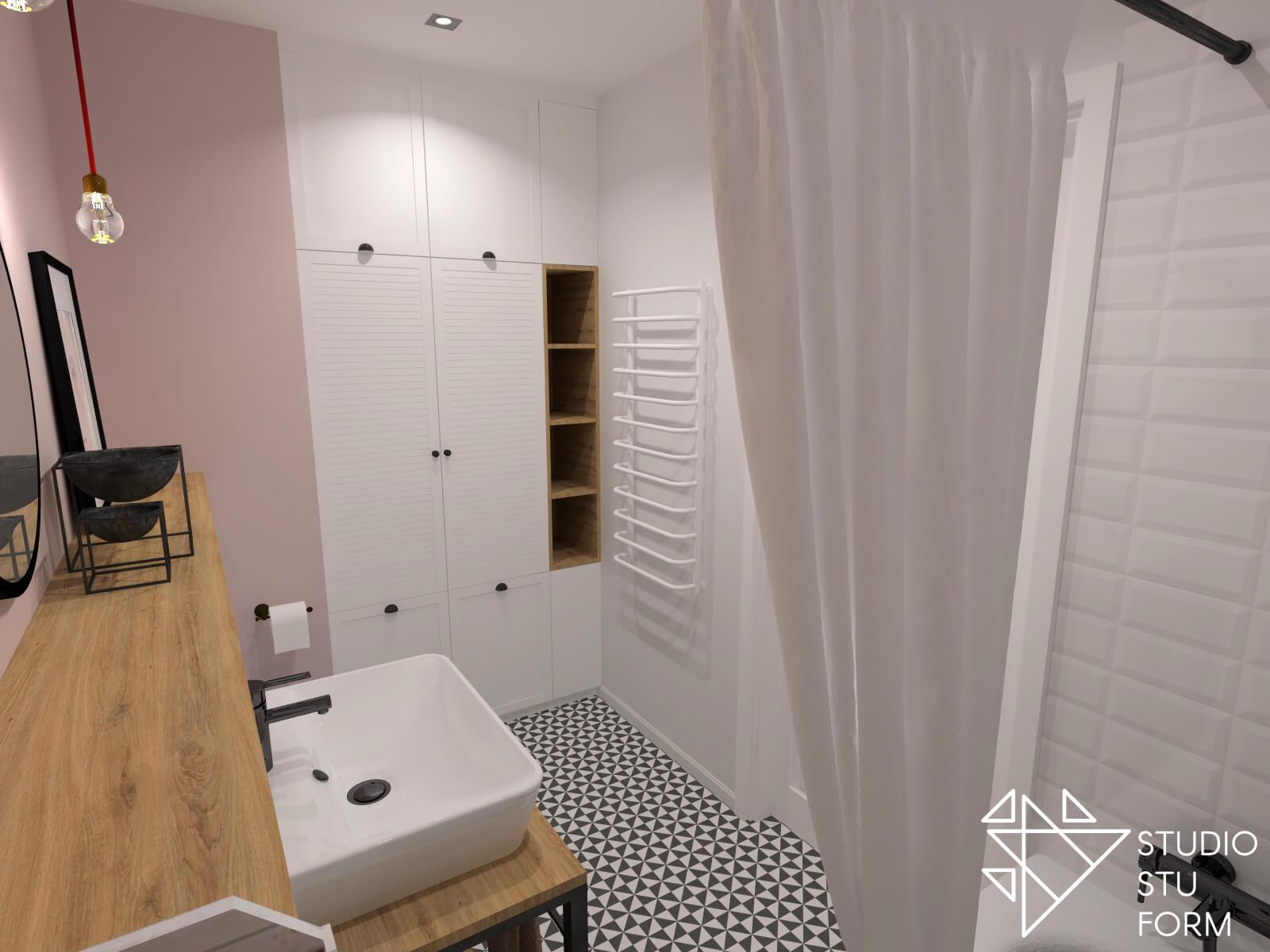 łazienka katowice