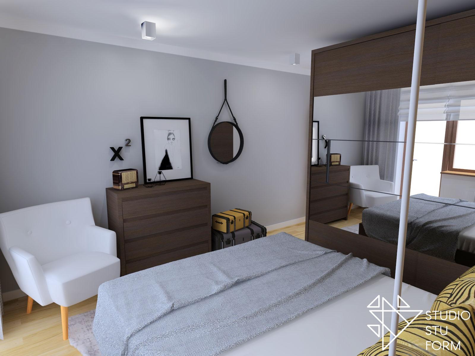 szafki w sypialni