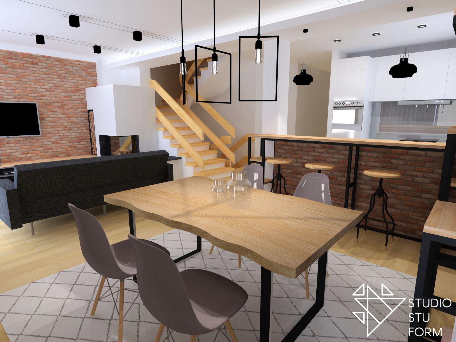 projektowanie salonu gliwice