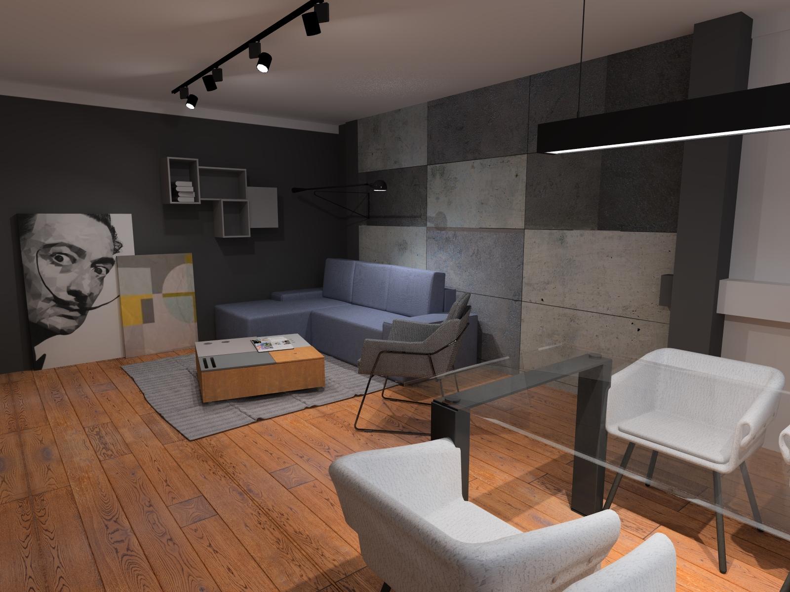 mieszkanie od projektanta wnętrz