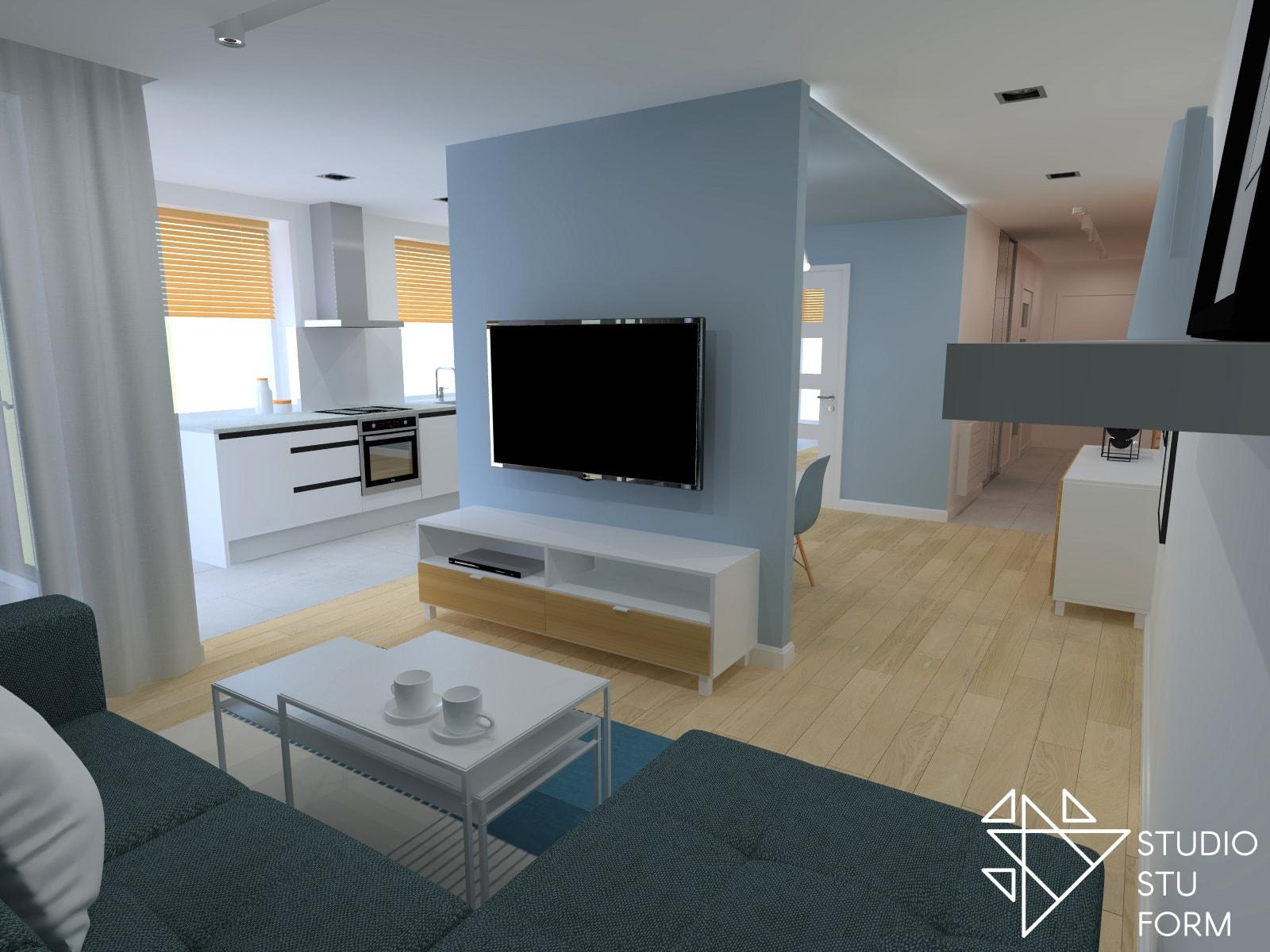 Pomysł na pokój w stylu skandynawskim