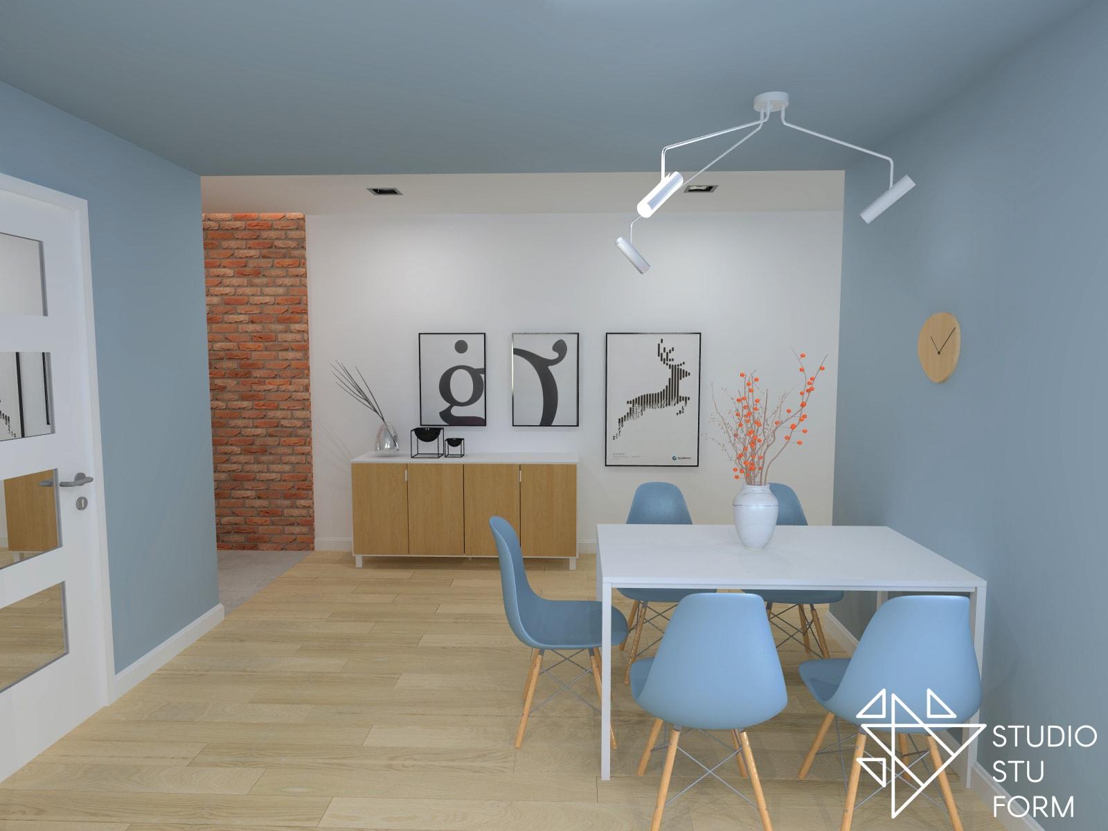 Błękitny pokój