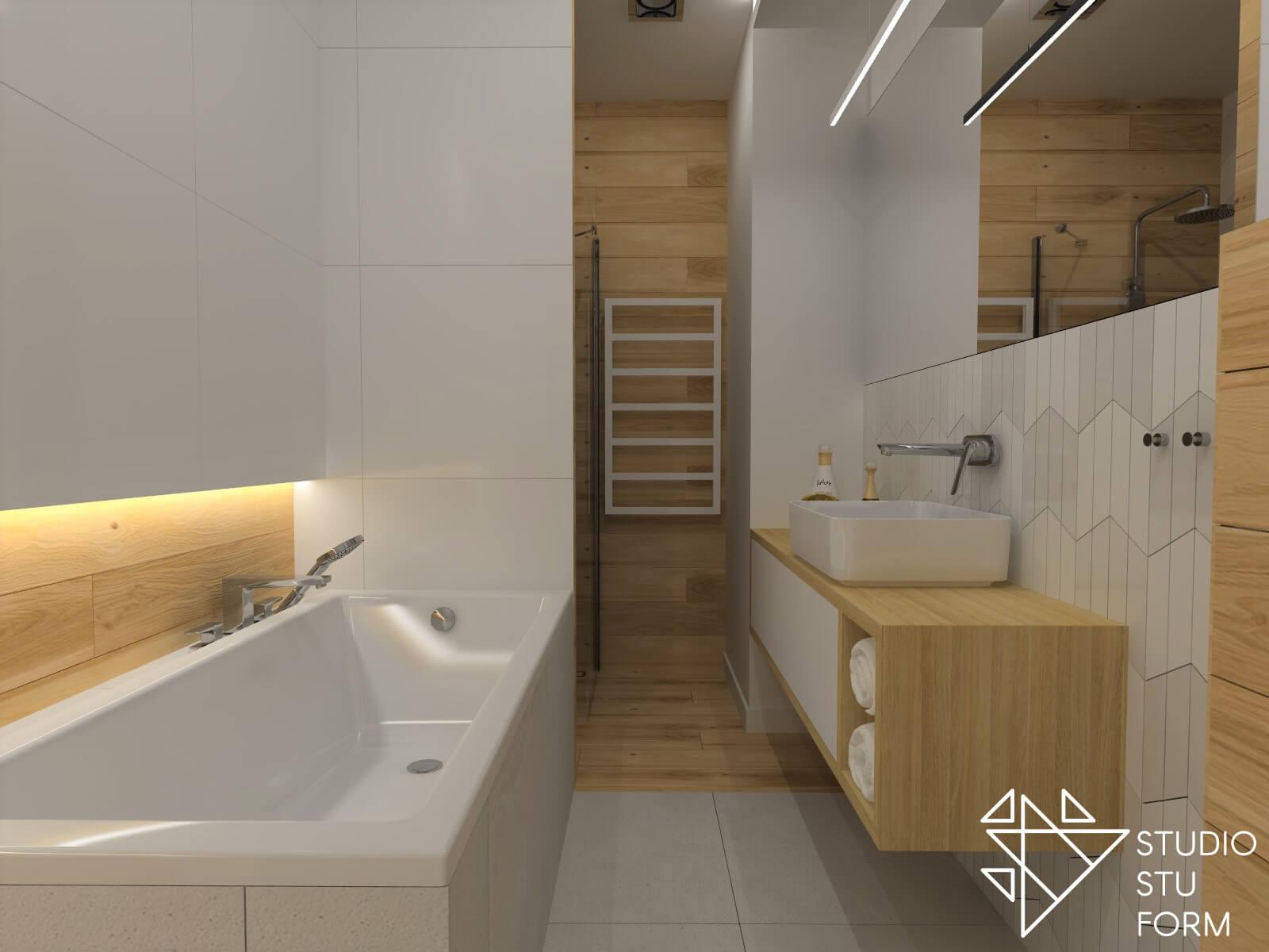 Projekt łazienki na Śląsku